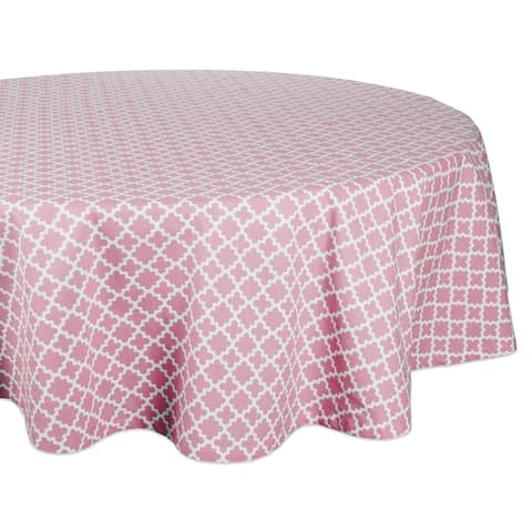 DII Lattice Table Topper