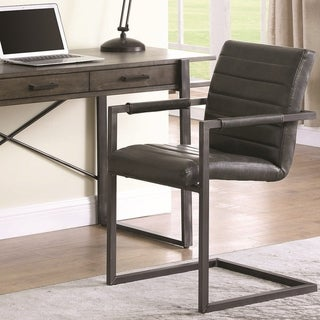Modern Industrial Design Grey Home Office Desk Chair