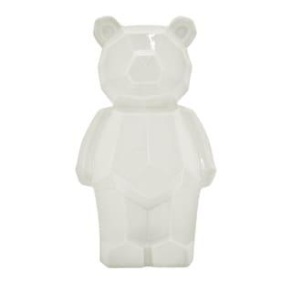 "9 "" Teddy Bear Money Bank - 5.25 x 4 x 9"