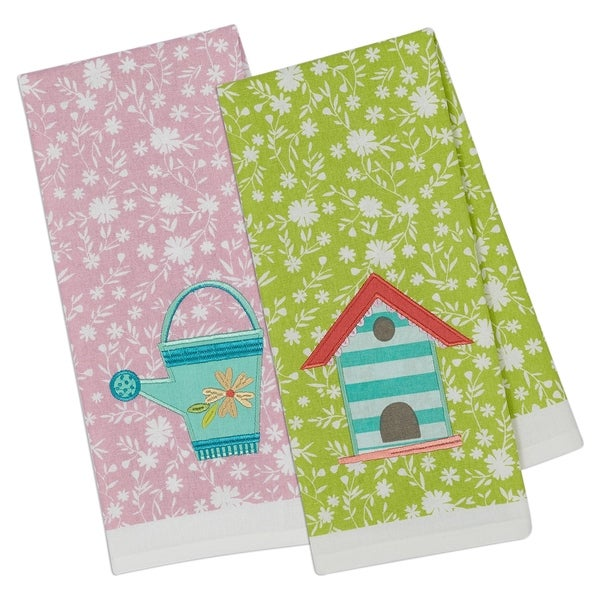 DII Summer Dishtowels