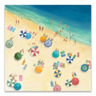 Summer Fun Printed Canvas