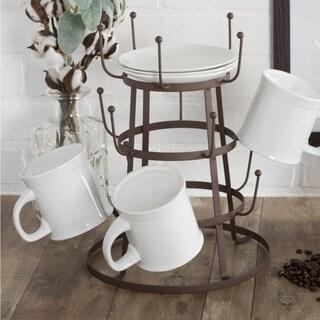 Porch & Den Ridgetop Vintage Mug Stand