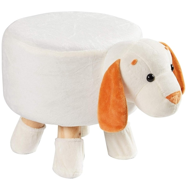 Cheer Collection Kids Mini Padded Footrest for Children and Nursery Décor. Opens flyout.