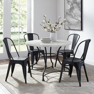 Carbon Loft Davidson 40-inch 5-piece Dining Set