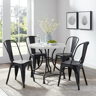 Carbon Loft Davidson 32-inch 5-piece Dining Set with Chairs