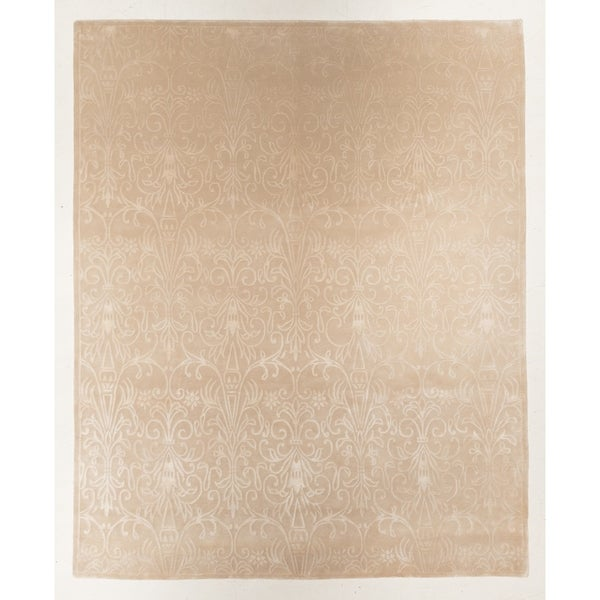 """Hand-knotted Modern Rug - 7'10"""" x 9'9"""""""