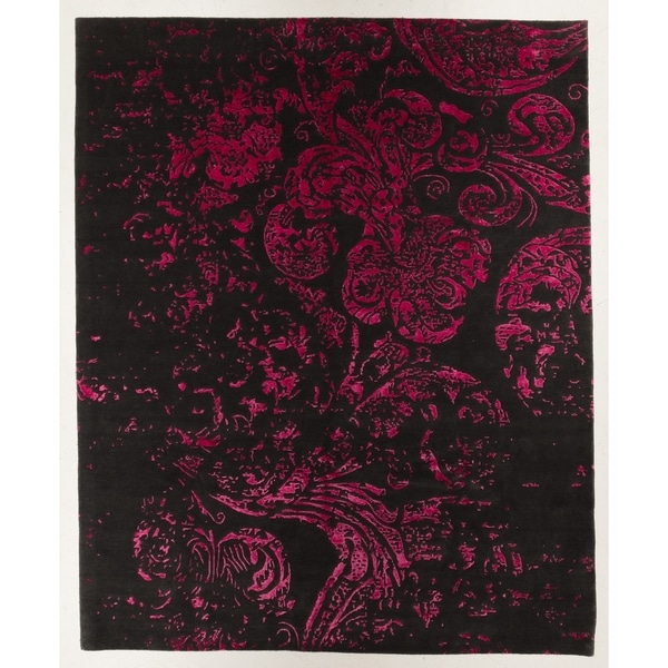 """Hand-knotted Modern Rug - 8'2"""" x 10'0"""""""
