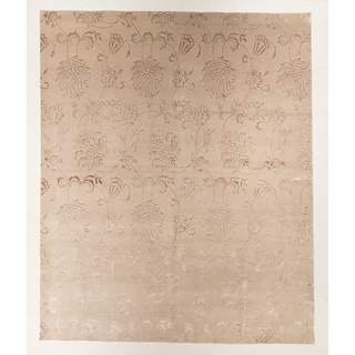 """Hand-knotted Modern Rug - 8'2"""" x 9'11"""""""