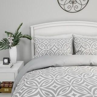 Link to Porch & Den Salzwedel Geometric Pattern 3-piece Comforter Set Similar Items in Comforter Sets