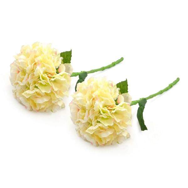 DII Hydrangea Flower (Set of 2)