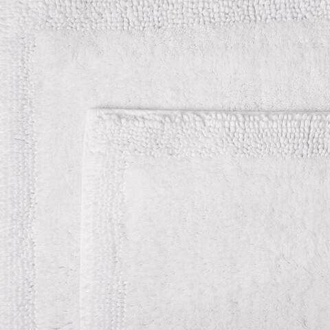 The Welhome Luxury Turkish Cotton Bath Rug