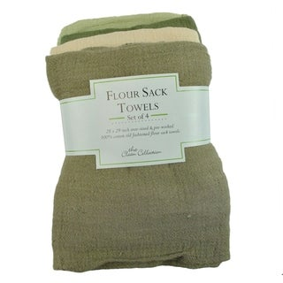 DII Natural Flour Sack(Set of 4)