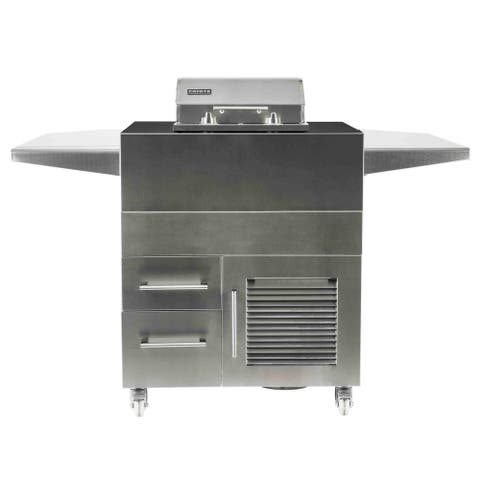 Electric Grill Island