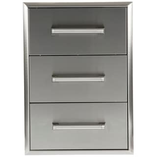 3 Drawer Cabinet SS
