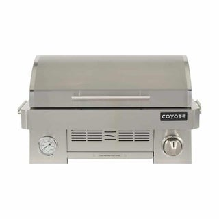 Coyote Portable Grill - Infinity burner up to 20K BTU - LP Gas