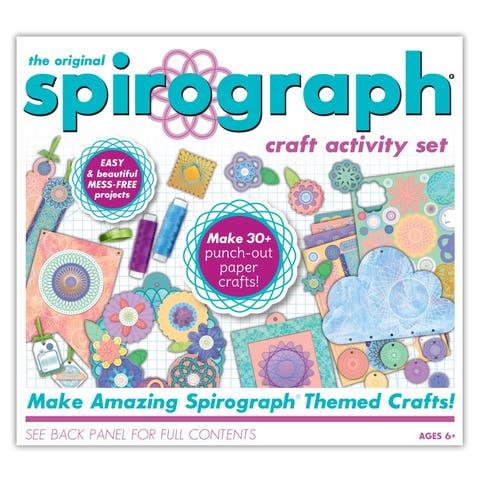 Original Spirograph Craft Activity Set