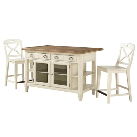 Millbrook Kitchen Island by Panama Jack