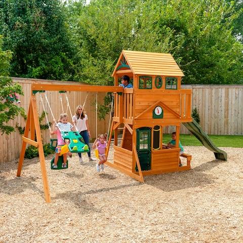 Buy Kidkraft Swing Sets Online At Overstock Our Best