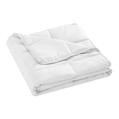 Porch & Den Sunningdale 7 Pound Weighted Throw Blanket
