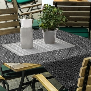 Classic Hexagonal Lattice Square Tablecloth - 58 x 58