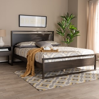 Modern and Contemporary Queen Size Bed