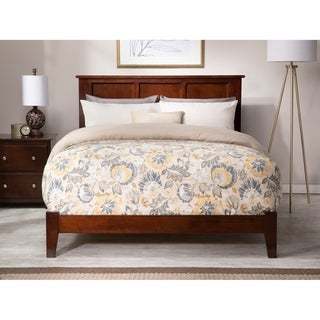 Madison King Traditional Bed in Walnut