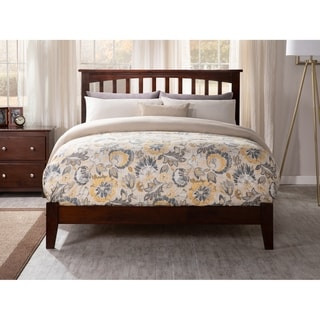 Mission Full Traditional Bed in Walnut