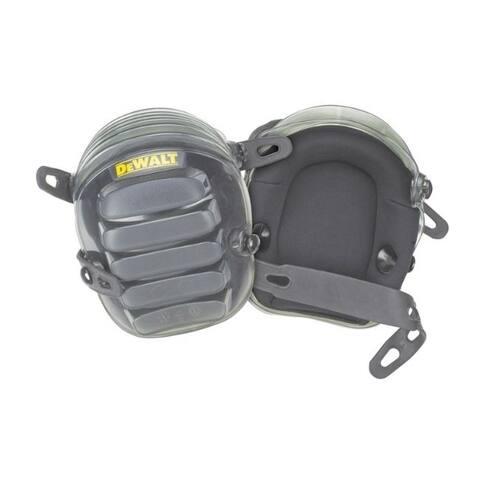DeWalt 2 Foam Knee Pads Black