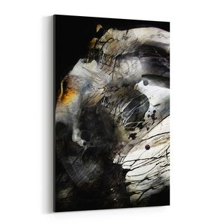 Noir Gallery Nature Abstract Collage Canvas Wall Art Print