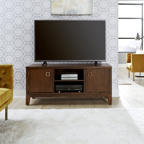 Bungalow Low Profile Entertainment Center