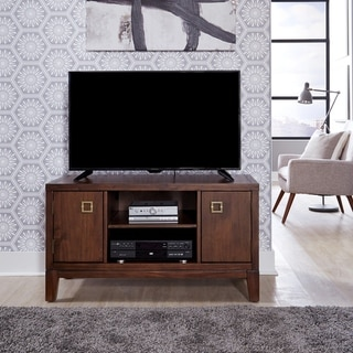 Bungalow Low Profile Entertainment Stand