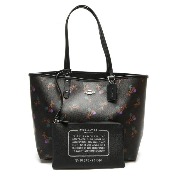 Coach Women's Reversible City Tote. Opens flyout.