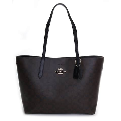 Coach Women's Signature Avenue Tote