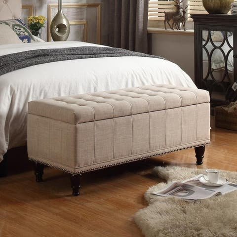 Moser Bay Gian Storage Bench