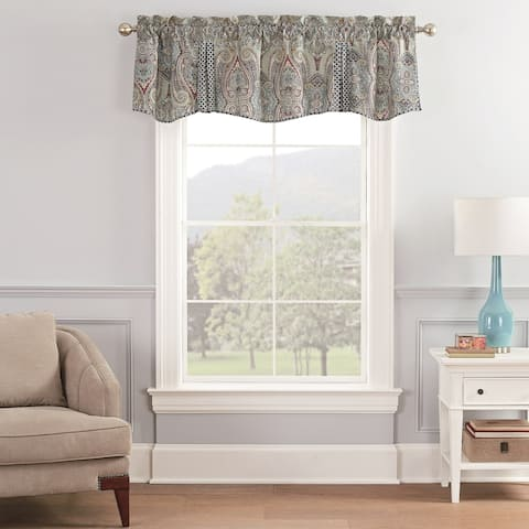 Waverly Paisley Pizzazz Valance