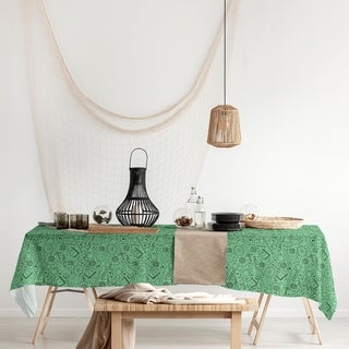 Link to Classic RPG Pattern Rectangle Tablecloth - 58 x 102 Similar Items in Table Linens & Decor