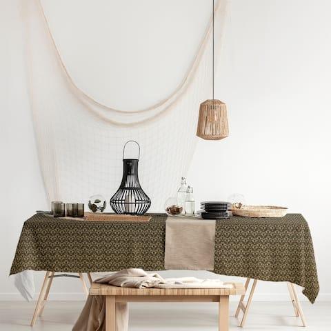 Classic Art Deco Rectangle Tablecloth - 58 x 102