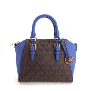 Michael Kors Women's Ciara Medium Messenger Crossbody Bag