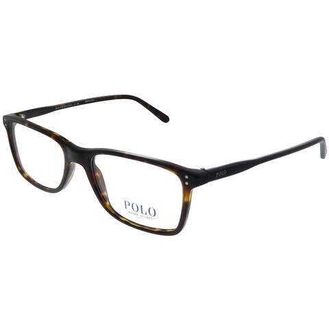 Polo Ralph Lauren PH 2155 5003 54mm Unisex Dark Havana Frame Eyeglasses 54mm