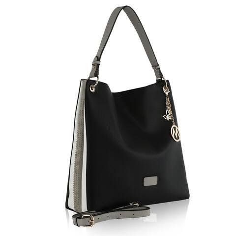 MKF Collection Litany Hobo Bag by Mia K. Farrow