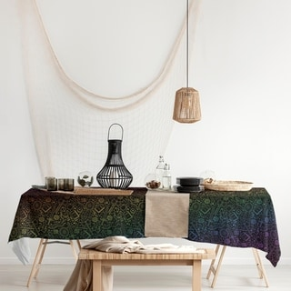 Link to Color Lines RPG Pattern Rectangle Tablecloth - 58 x 102 Similar Items in Table Linens & Decor