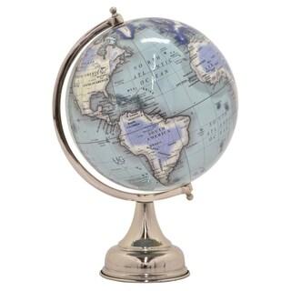 """18.5 """" Globe 12""""  in Blue - 12 x 12 x 18.5"""