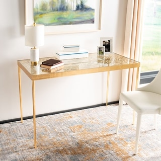 Safavieh Leilani Palm Leaf Desk