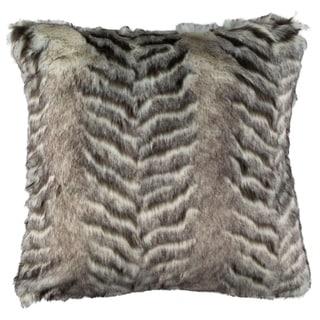 """Safavieh 20"""" Adalet Fur Pillow"""