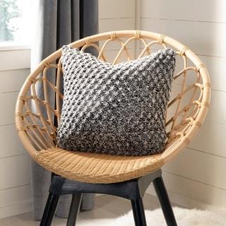 "Safavieh 20"" Janan Knit Pillow"