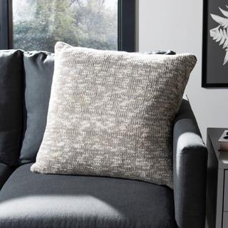 """Safavieh 20"""" Ralen Knit Pillow"""