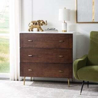 Safavieh Genevieve 3 Drawer Dresser