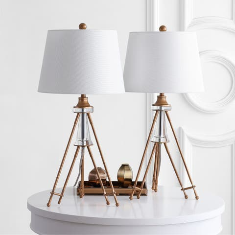 "Safavieh Lighting Graham 30"" Table Lamp - 14"" x 14"" x 30"""