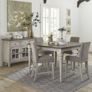 Heartland Antique 5-piece Gathering Table Set