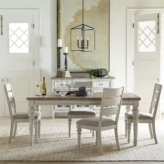 Link to Heartland Antique 5-piece Rectangular Table Set Similar Items in Accent Chairs
